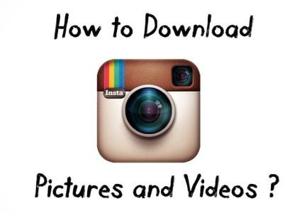 save instagram photos and videos Dopi Techologies