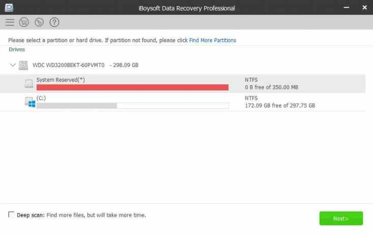 iBoysoft data recovery review