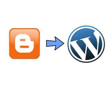 Migrate Blogger to WP