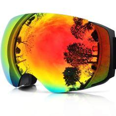 Snowboard Snow Goggles