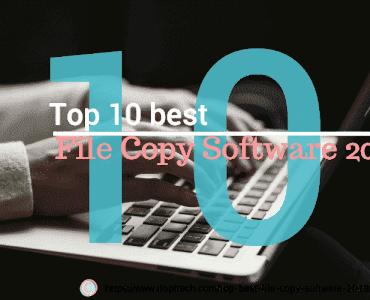 top best file copy software 2019