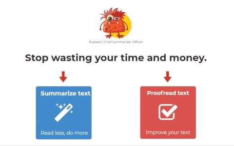 best article summarizer tool