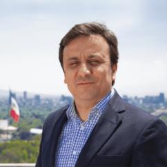 Retrato de Mauricio Padilla Salas abogado miembro de Doporto Abogados - Derecho