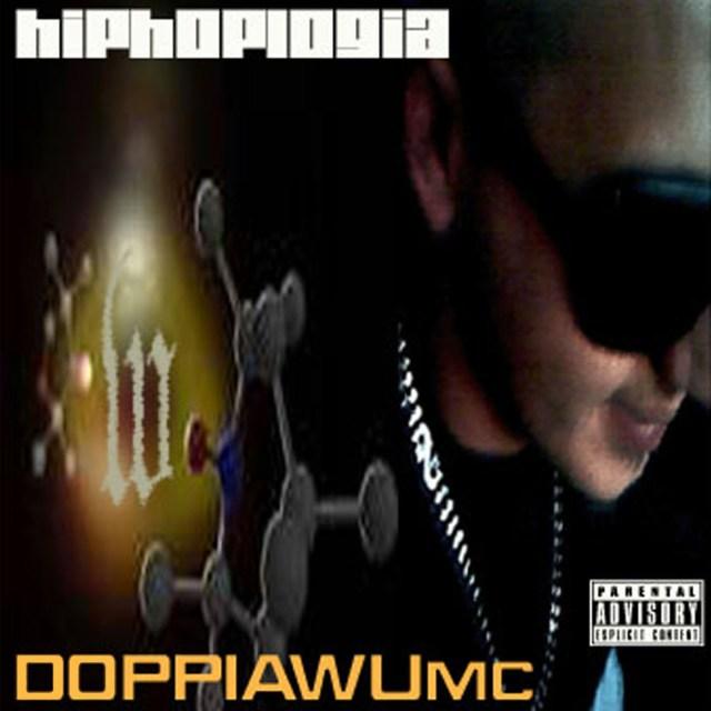 Copertina dell'album Hiphoplogia di Doppiawu