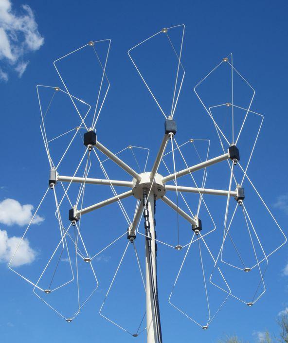vhf df antenna