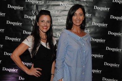 Verónica Such y Paola Brussa