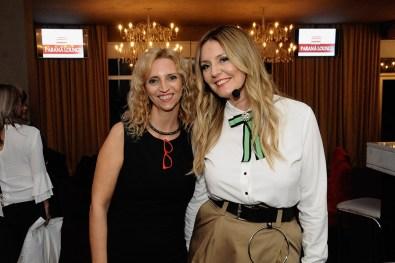 Roxana Grudina y Andrea Galantti