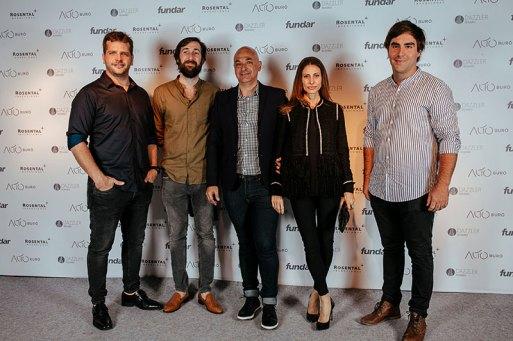 Ramiro Zanello, Tito Signorile, Pablo Taverna, Ayelen Arlt, Fernando de Batista
