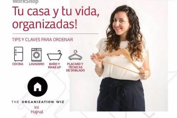 Amoblamientos Reno presenta a The Organization Wiz en Rosario