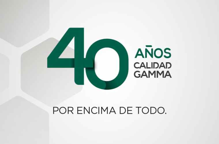Grupo Gamma 40 años