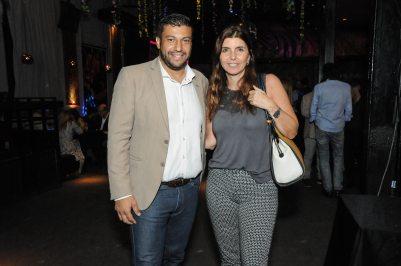 Gabriel Chumpitaz y Germana Figueroa Casas