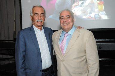 Mario Tourn y Rafael Díaz