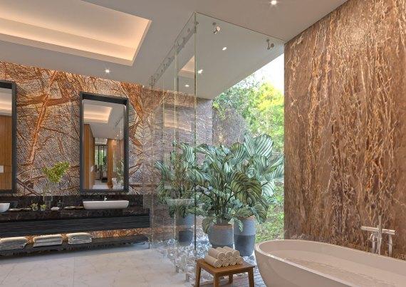 Vidanta-TheEstates-FourBedroom-Bathroom