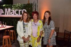 Paola Abalos, Nora Potalivo y Miriam Barcia