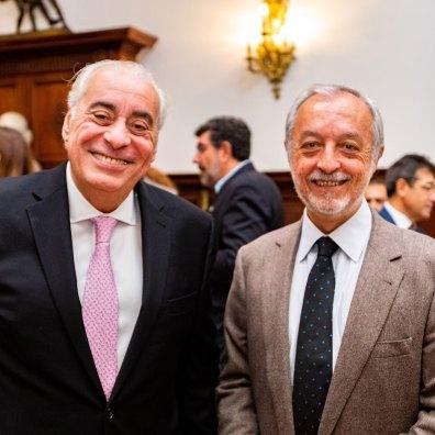 Jorge López y Rafael Díaz