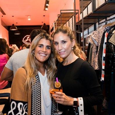 Vicky Ballesteros y Florencia Danuzzo