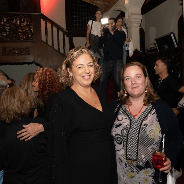 Andrea Garrone y Susana Brook