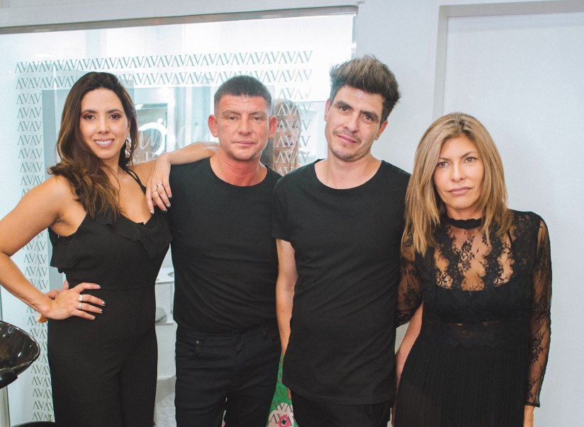 Maria-Alejandro-Guillermo-y-Evangelina-Velazquez