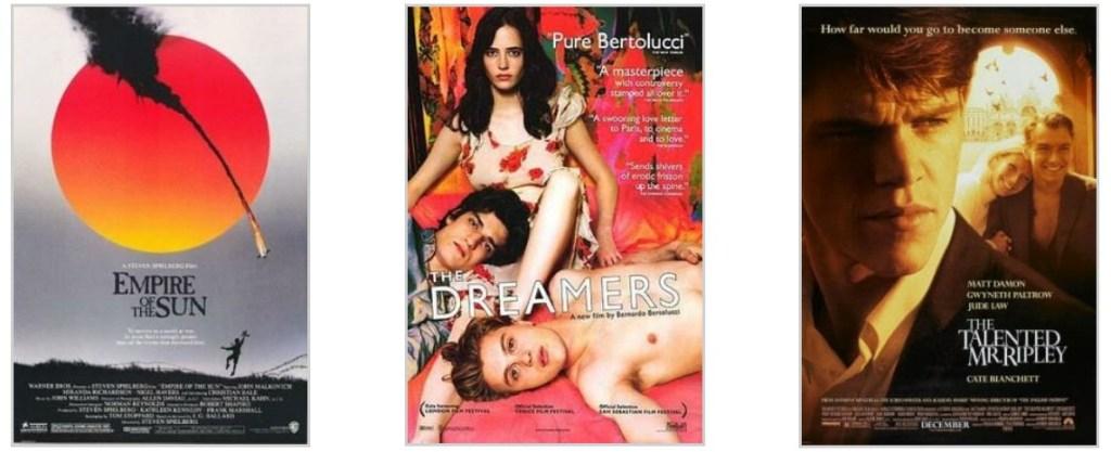 Películas y series favoritas de la familia Herrera