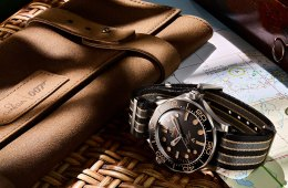 Reloj Bond: el Seamaster Diver 300 M 007 de Omega