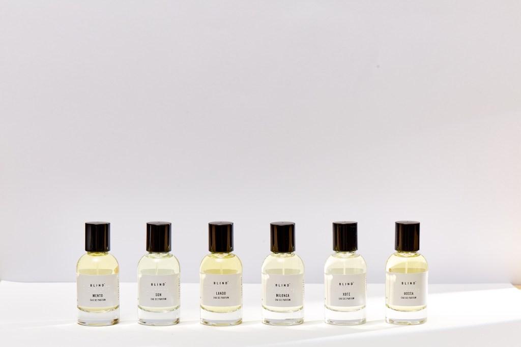 Blind, un nuevo concepto en perfumería de lujo