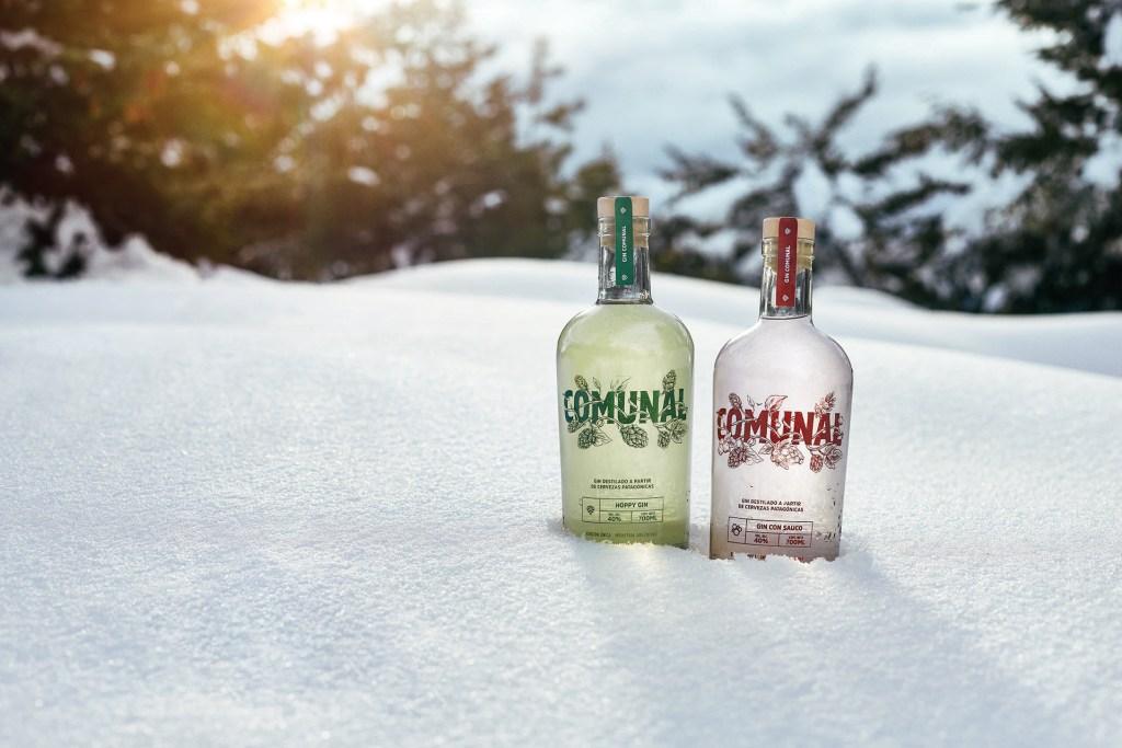 Comunal, el gin de edición limitada de cervecerías de Bariloche