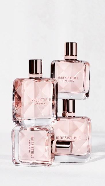 Irresistible, la nueva y seductora fragancia de Givenchy