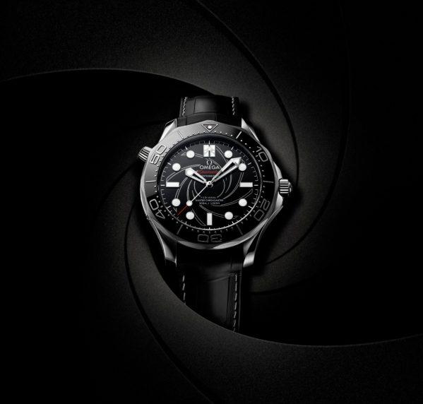 Reloj Bond, la icónica colección de Omega suma una nueva pieza
