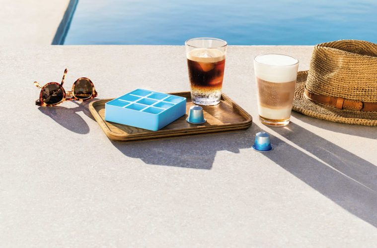 Barista Creations For Ice, el verano de Nespresso