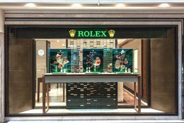 Rolex comenzó el año con nuevo espacio en Buenos Aires