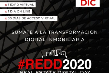 Redd 2020: llega Real Estate Digital Day