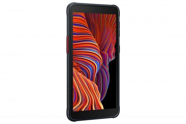 Galaxy XCover 5, el Smartphone diseñado para entornos exigentes