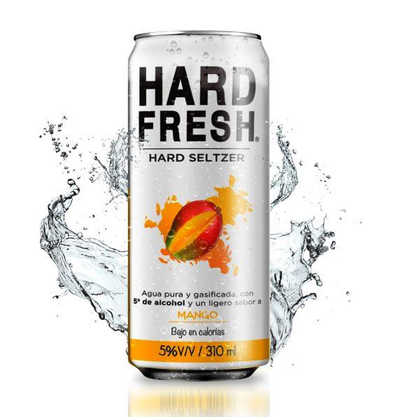 Hard Fresh: la tendencia de bebidas con alcohol baja en calorías