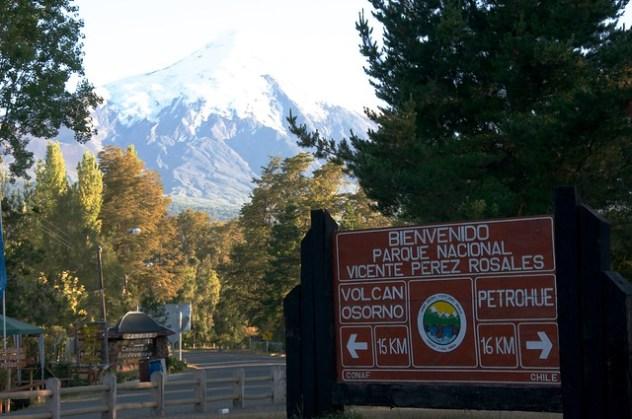 Parque Nacional Vicente Pérez Rosales: entre la naturaleza y la historia