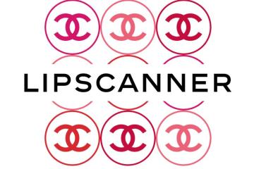 Una aplicación de maquillaje para labios. Lipscanner es tecnología desarrollada íntegramente por la firma.