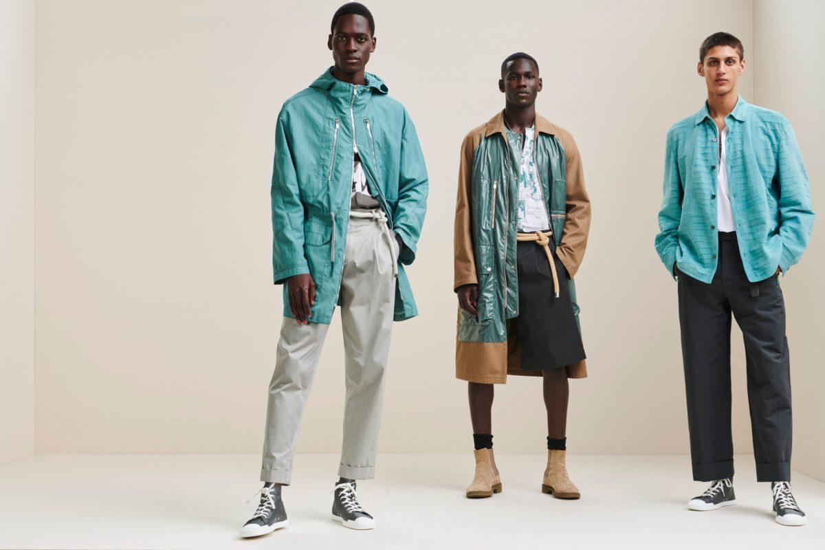 Hermès hombre verano 2022: la colección que inspira libertad