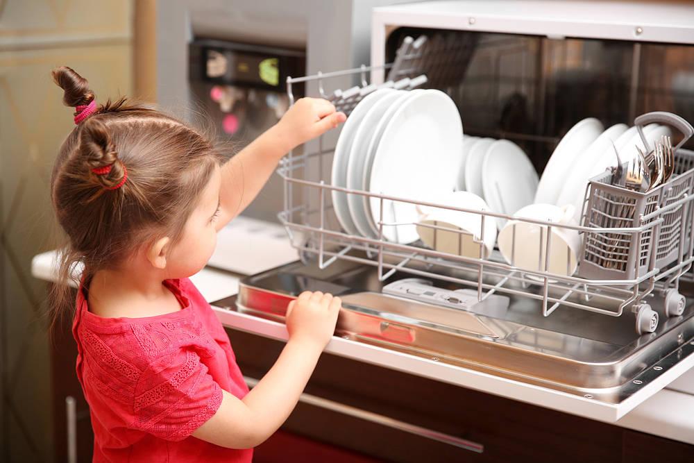 Electrodomésticos Bosch y el primer lavavajillas compacto