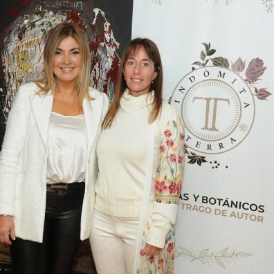 Gabriela Hacen y Victoria Casas