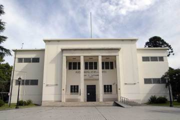 Salón Nacional Museo Juan B. Castagnino