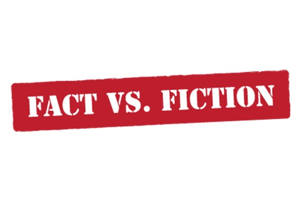 leaflet distribution fact-v-fiction