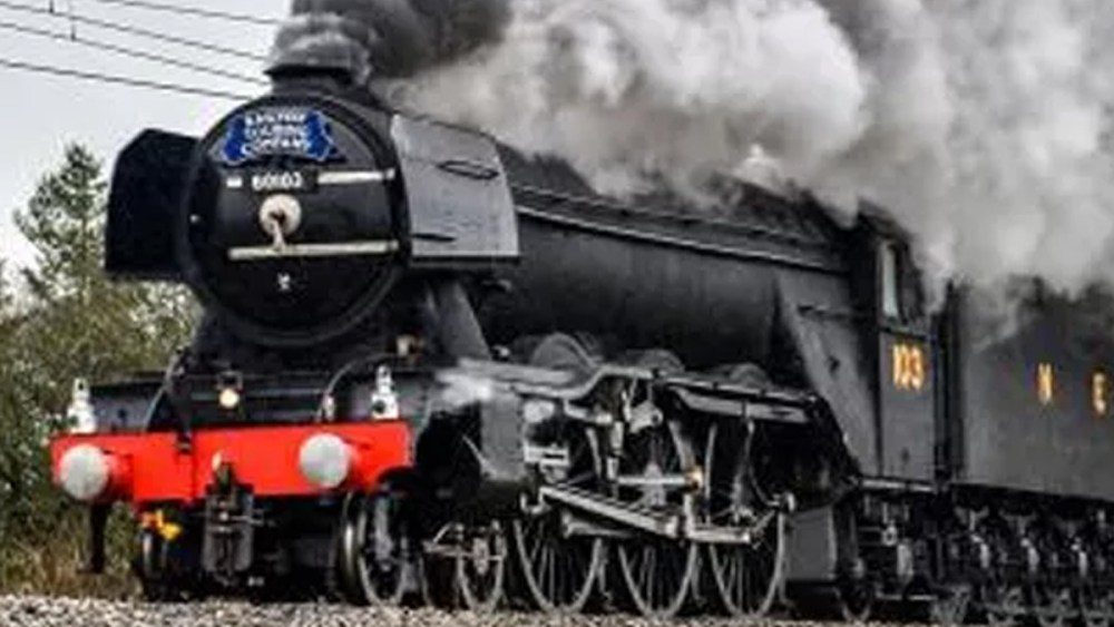 The Flying Scotsman Leaflet Distribution