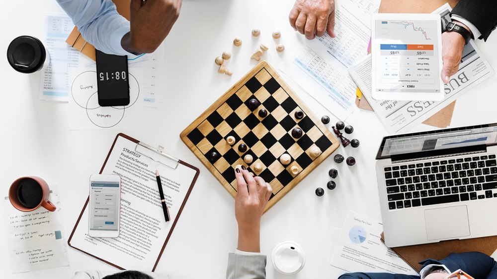 Playing The Business Game