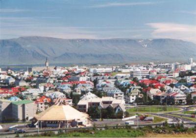 Reykjavik, kluby nocne, Islandia, pogoda Reykjavik, kod ...
