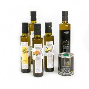 Biologische extra virgin olijfolie