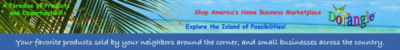 Dorangle - Shop America's Home Business Marketplace - Your favorite products sold by your neighbors around the corner, and small businesses across the country.