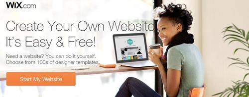 WIX Web Hosting
