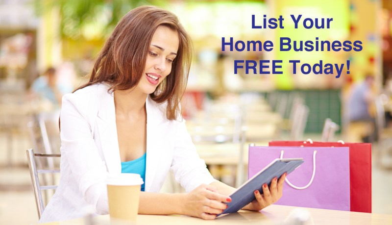 List Your Home Business Free Today!