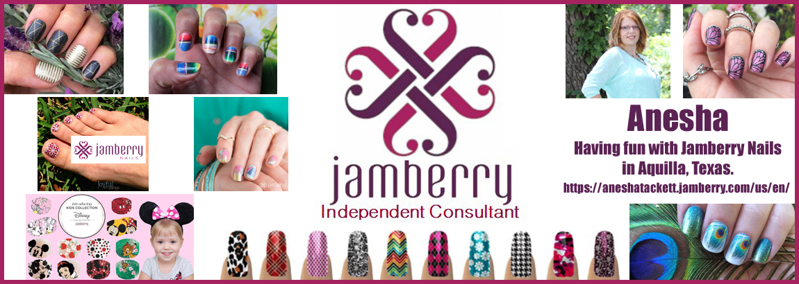 Anesha Tackett - Jamberry Independent Consultant