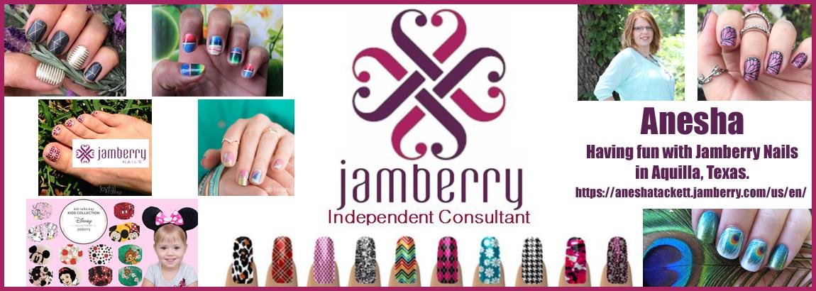 Anesha Tackett - Jamberry Independent Consultant