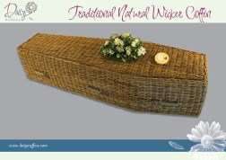 Traditional Grey Wicker